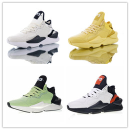 ae5f2eeae 2018 High Quality Green Y-3 Chunky Sneaker Suberou Men Women Slip On Casual  Shoes Grey Black White Red Blue Yohji Y3 Sneakers
