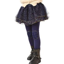 Culottes Leggings Australia - Autumn Casual Girls Pants Culottes Infantil Brand Trousers Kids Clothes Legging Toddler Baby Girls Leggings Children Clothing