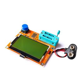 LCR-T4 Probador de transistor gráfico Resistor Capacitor ESR SCR en venta