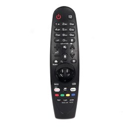 $enCountryForm.capitalKeyWord NZ - 1 Channel Replacement Remote Controller 433 MHz Black Telvision Remote Control For LG AN-MR650A Magic 2017 TVs Mayitr