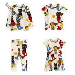 $enCountryForm.capitalKeyWord Australia - Kids T Shirts 2019 Mini R Brand Spring Boys Girls Long Sleeve Cat Fish Print T Shirts Baby Children Cotton Tops Tees Clothes Y19051003