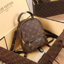Louis backpack online shopping - x12hlouis louis Vuitton GRAM BACKPACK MINI Women Leather Handbags Messenger Bags Tote Clutch Satchel Sac M41562