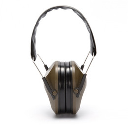 China Tactical Hunting Headset Anti Noise Earmuff Outdoor Army Fans Industry Hearing Protection Multi Color Hot Sale 24 5sef1 supplier travel fan suppliers