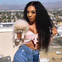 $enCountryForm.capitalKeyWord NZ - new hairstyle long kinky curly wig 8a Brazilian Hair simulation human hair kinky curly full wig midd part for lady