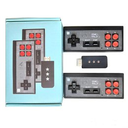 usb video game controllers Canada - Y2 Retro Game Console Support 2 Players HDMI HD can store 568 Classic Video Games USB Handheld Infrared Retro Gamepad Controller Free DHL