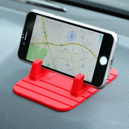 Discount iphone ipad mini Car Cell Phone Tablet Desk Stand Holder Smartphone For iPhone iPad Mini Samsung Smartphone Tablets Laptop