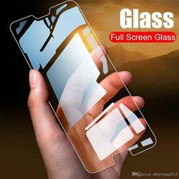 $enCountryForm.capitalKeyWord Australia - 5D Tempered Glass Full Cover Screen Protector 9H Hardness Film Guard For iPhone XS Max XR X 8 Plus 7 Samsung Galaxy J2 J3 J5 J6 J7 Pro A6 A8