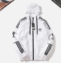 Wholesale fashion dust coats for sale - Group buy new arrival women s men hooded jacket Dust coat fashion printing Lightweight sunscreen clothing jackets unisex casual coat G71912