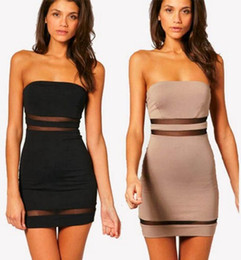 $enCountryForm.capitalKeyWord NZ - 2019High quality nightclubs fashion sexy low-cut open back halter dress for women tight wrap buttock holiday dress