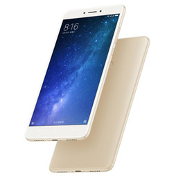 "$enCountryForm.capitalKeyWord NZ - WholeSales Original Xiaomi Mi Max 2 4GB RAM 64GB 6.44"" Display Snapdragon 625 Octa Core Mobile Phone Max2 12.0MP 4K Camera IMX386 5300mAh"