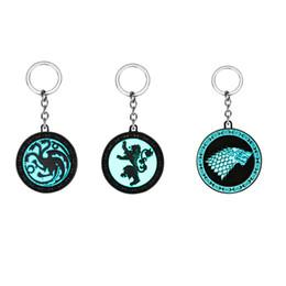 Chinese  Fashion Glowing Car Keychain Keychain Lady Bag keyring GLOW In The DARK Fashion Charm Ornaments manufacturers
