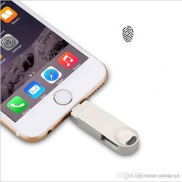 $enCountryForm.capitalKeyWord UK - USB Flash Drive OTG Pen Drive 3-in-1 USB Flash Disk for iPhone Memory Stick 16G 32G 64G 128G Pendrive I Drive for andriod encryption USB