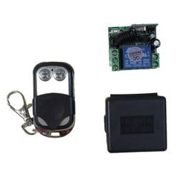 Venta al por mayor de 433 MHz remoto inalámbrico interruptor de control de GOOD Módulo de relé 10MA DC12V transmisor