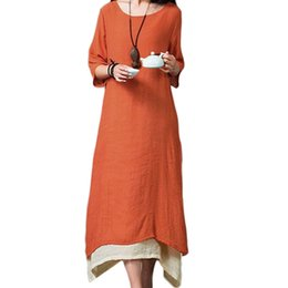 $enCountryForm.capitalKeyWord UK - Summer 2019 Dress Women Vintage Boho Dress Plus Size 3xl 4xl 5xl Maxi Dress Irregular Bohemian Long Dresses Robe Female designer clothes