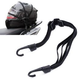 Helmet Hook online shopping - 60cm cm Hook Rope Luggage Rope Elastic Helmet Strip Electrombile Riding Accessories AHPU
