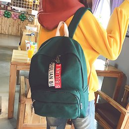 High Quality Backpack Brands Australia - Brand Backpack High Quality Outdoor Traveling Bags Double Shoulder Bags Fashion Schoolbags For Women Students Backpacks 6 Colors
