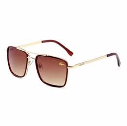 $enCountryForm.capitalKeyWord UK - 2018 New Brand Metal Sports Sunglasses Designer Polarized Eyewear Men Women Fashion Big frame Sunglasses Fashion Accessories