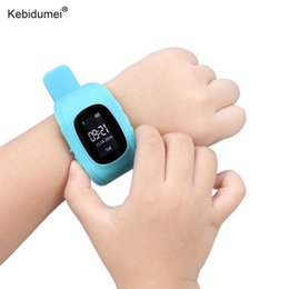 $enCountryForm.capitalKeyWord Australia - Kebidumei 2017 New Smart Kid GPS Watch Q50 GPS Wristwatch SOS Call Location Finder Locator Tracker for Kid Child Smartwatch