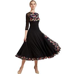 $enCountryForm.capitalKeyWord UK - print standard ballroom dress standard dance dresses flamenco dress dance wear spanish costume ballroom waltz fringe