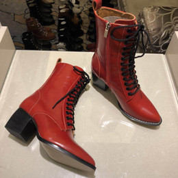 Lamb shoes woman online shopping - original women s red designed boots colors brand sneakers luxury shoes top quality made by lamb skin