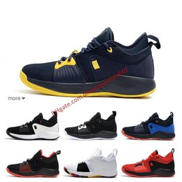 36cf05c7143c 2019 New Paul George 2 What the Mamba Mentality Taurus All Stars EP  Basketball Shoes Mens PG2 PG 2s Designer Athletic Sports Sneakers US7-12