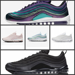 White Rose Day Australia - 2019 fashion men Running Shoes Court purple South Beach Barely Rose Triple White Black Have a day womens Trainer Sports Sneaker Size 36-45