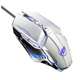 $enCountryForm.capitalKeyWord Australia - Binmer Wired Mouse Professional USB Ergonomic Design Programmable 6Keys Mini Mice 3200DPI LED Electronic Gaming Mouse 19JUN13