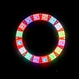 $enCountryForm.capitalKeyWord Australia - KEYES WS2812 16 bit Full Color RGB Module Circular Board (Red PCB)
