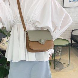 $enCountryForm.capitalKeyWord UK - OCARDIAN Handbag New FAshion Bag For 2019 Women Scarf Wild Leather Mini Flap Messenger Bag One-Shoulder Handbag Dropship May8