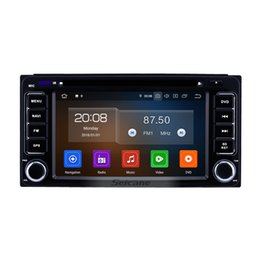 rav4 android gps 2019 - 6.2 inch Android 9.0 GPS Navigation Car Dvr Radio for 1996-2018 Toyota Vitz Echo RAV4 Hilux Terios with HD Touchscreen C