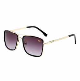 $enCountryForm.capitalKeyWord Australia - 2019 Luxury Glasses Designer sun glasses Sunglasses for Mens Glass Mirror Green Lense Vintage Sun Glasses Eyewear Accessories womens