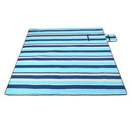 $enCountryForm.capitalKeyWord NZ - 200x200Cm Waterproof Folding Picnic Blanket Outdoor Beach Mat Beach Blanket Sand Proof Extra Large Portable Hiking