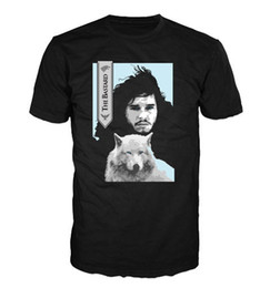 $enCountryForm.capitalKeyWord UK - 'The Ba*£tard' TSHIRT Game of Thrones inspired GOT Jon Snow, Direwolf