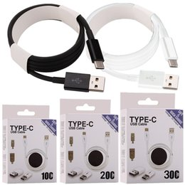 4a usb Australia - Fast Quick Charging Type c Usb C Cable 1m 2m 3m 4A Speed Wire Micro Usb Cable For Samsung S7 S6 S8 S9 S10 Note 8 9 10 Htc Lg