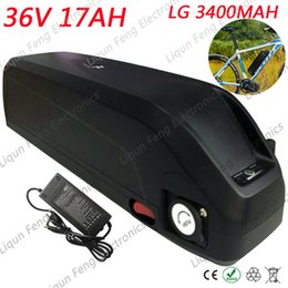 $enCountryForm.capitalKeyWord Australia - New Hailong with USB Ebike Lithium ion Battery 500W 36V 17Ah use LG 3400MAH power cells 36V 17AH Electric Bicycle Battery Pack.