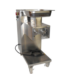 Wholesale fresh machines resale online - V HZ QE Fresh Butcher Commercial Electric meat cutter meat slicer meat cutting machine