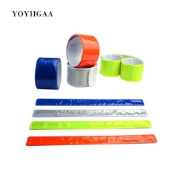 $enCountryForm.capitalKeyWord NZ - 1PC Cycling Running Fishing Reflective Warning Light Strips Safety Bike Bicycle Bind Pants Leg Strap Reflective Tape #41418