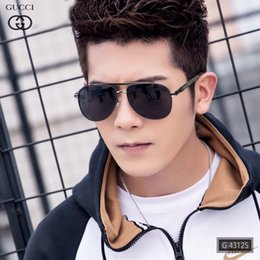 Mse Products Australia - The new 2019 new promotion products Europe and the United States sell like hot cakes ms elegant fashion sunglasses male personality toad sun