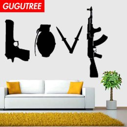 $enCountryForm.capitalKeyWord Australia - Decorate Home love cartoon art wall sticker decoration Decals mural painting Removable Decor Wallpaper G-2088