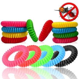 Vente en gros Bracelet anti-moustique anti-moustique Anti-moustique Anti-insectes anti-moustiques Mozzie anti-insectes anti-moustiques FFA1939