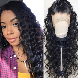 $enCountryForm.capitalKeyWord Australia - Malaysian Curly Hair Loose Deep Wave Bundles Human Hair Bundles Remy Hair Extension Natural Color Brazilian Peruvian Indian Beyo