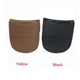 $enCountryForm.capitalKeyWord Australia - 1Pair DIY Replacement Rubber Flat Anti Slip Protector Soft Elastic Repair Heel Thicken Shoe Soles Outsole Men Women