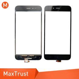 $enCountryForm.capitalKeyWord Australia - 10PCS Lot Top Quality 5.5''For Xiaomi Mi A1 MiA1 Touch Screen Digitizer Front Glass Panel Sensor