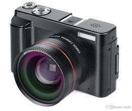 Tft Digital Camera Lithium Australia - 2019-New Portable Mirrorless System Cameras 16X Digital Zoom 24MP 3.0-Inch TFT Screen Face Recognition Anti-shake HD WiFI Camera