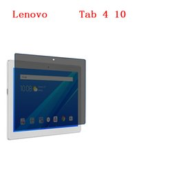 More Anti Australia - For Lenovo Tab 4 10 TB-X304 10.1inch Screen Protector Privacy Anti-Blu-ray effective protection of vision