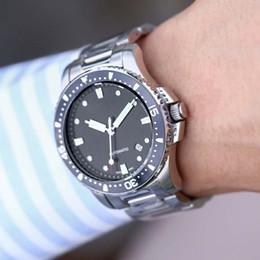 Vente en gros Classique Style Hommes Montre 40 MM En Acier Inoxydable Bracelet De Haute Qualité Automatique Mouvement Montres Homme D'affaires Montre Casual Montre De Luxe
