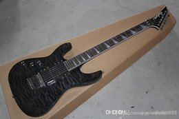 guitar left handed 2020 - Top Quality balck burst jackson electric Guitar left handed jackson custom electric guitar discount guitar left handed