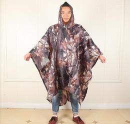 Camouflage Raincoat Herren Designer Raincoats Außen Wandern Berg Corta Vento Regen Jacke Multi-Funktions-Three In One im Angebot