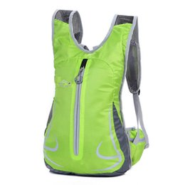 bicycle rucksacks UK - 18L Unisex Nylon Water-Repellent Bicycle Shoulder Backpack Travel Backpack Sports Rucksacks Daypack Trekking Outdoor