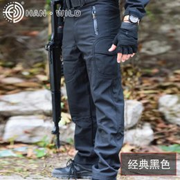 1782b67033993 Waterproof hunting trousers online shopping - Tactical Softshell TAD Pants  Men Camouflage Sport Pants Hiking Camping